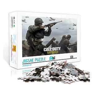 WW2 Call of Duty Puzzle