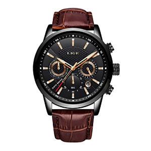 Waterproof Sports Chronograph Watch