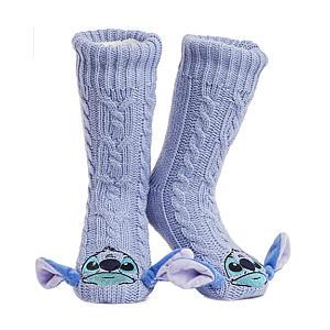Women's Stitch Slipper Socks