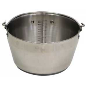 9L Stainless Steel Maslin Jam Preserving Pan