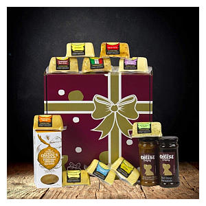 10 Cheese Selection Hamper