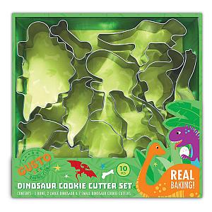 10 Piece Baking Cookie Cutter Set