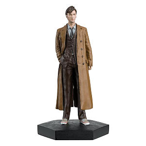 10th Doctor Who Figurine