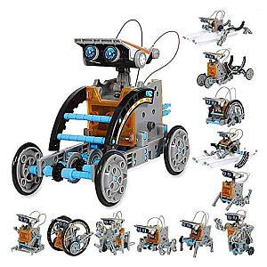 12 in 1 DIY Robot