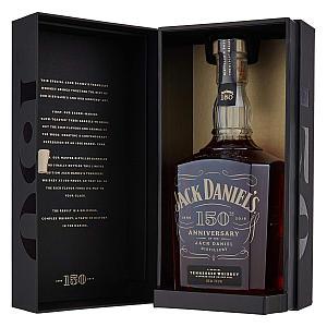 150th Anniversary Jack Daniels Bottle