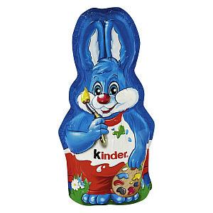 2 Kinder Easter Chocolate Bunnies