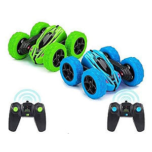 2 Pack RC Cars