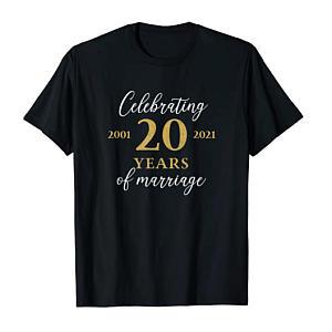 20 Years Anniversary T-Shirt