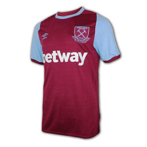 2020/21 West Ham Home Shirt