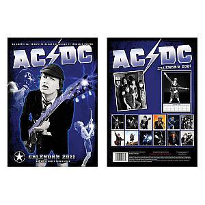 2021 ACDC Calendar