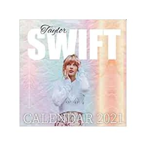 2021 Mini Taylor Swift Calendar