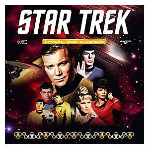 2021 Star Trek Calendar