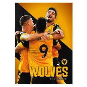 2021 Wolves FC Calendar