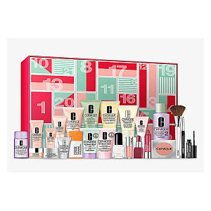 24 Days of Clinique Beauty Advent Calendar