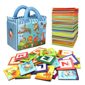 26 Baby Cloth Soft Toy Books