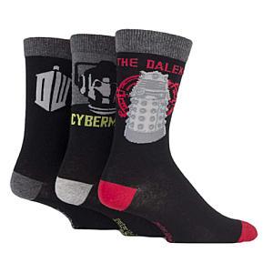3 Pair Men's Sock Set