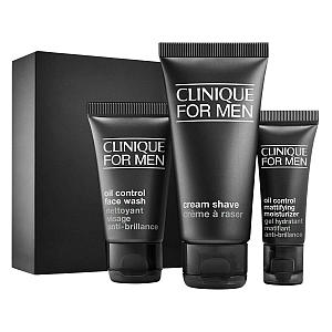 3 Piece Oily Skin Care Set for Men