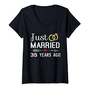 35 Years Married for Her