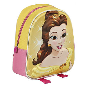 3D Effect Belle Children's Backpack