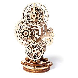 3D Steampunk Clock Puzzle