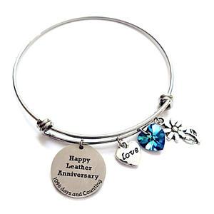 3rd Anniversary Bracelet