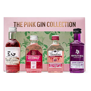 4 Bottle of Flavoured Gin
