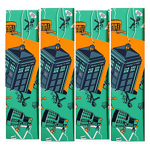 4 Pack Wrapping Paper