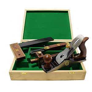4 Piece Carpenter's Tool Kit