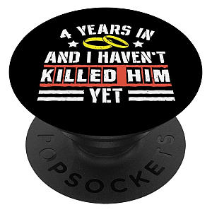 4th Anniversary PopSocket