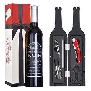 5 Piece Deluxe Wine Kit