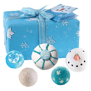 5 Piece Let It Snow Gift