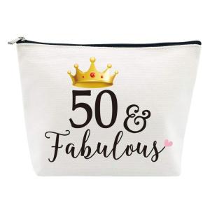 50 And Fabulous Makeup Bag