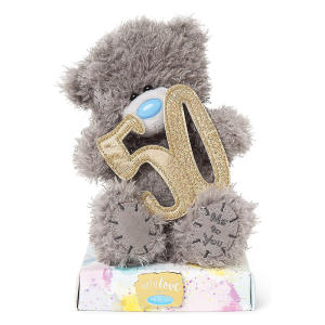 50th Birthday Tatty Teddy