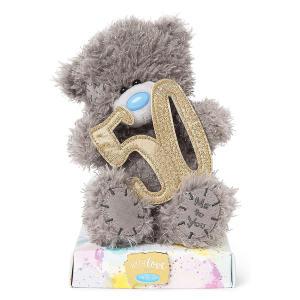 50th Birthday Tatty Teddy