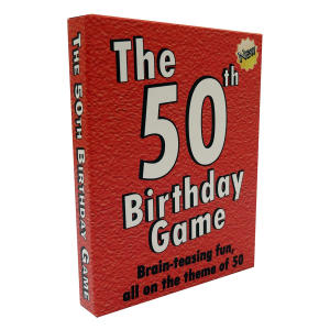 50th Birthday - The Game