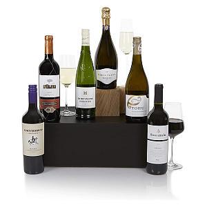 6 Bottle of Wine Selection Hamper