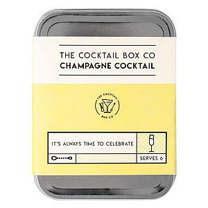 6 Piece Champagne Cocktail Kit