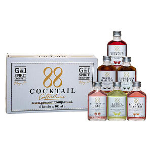 6 Pre-mixed Cocktail Set