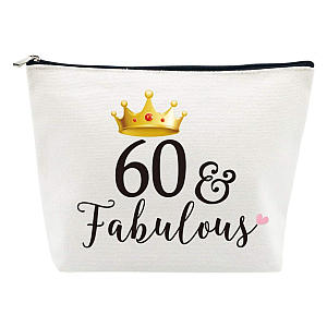 60 And Fabulous Make Up Bag