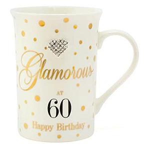 60 And Glamorous Mug