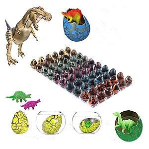 60 Piece Magic Dinosaur Hatching Eggs
