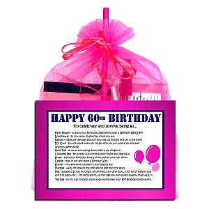 60th Birthday Survival Kit