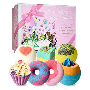 7 Bath Bomb Gift Set