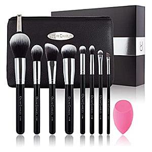 8 Makeup Brushes Set