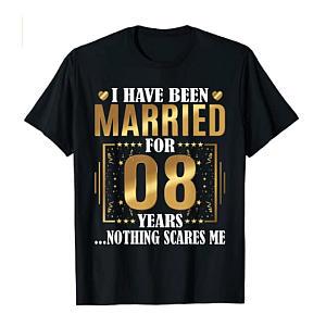 8 Year Anniversary T-Shirt