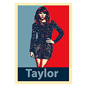 A3 Taylor Swift Poster