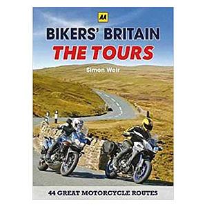 AA Biker's Britain Guide