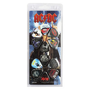 ACDC Guitar Pick 12 Pack