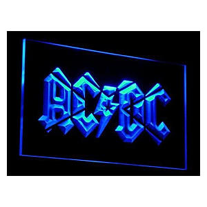 ACDC LED Sign