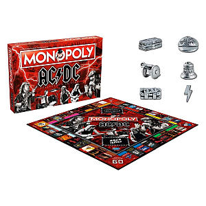 ACDC Monopoly Game
